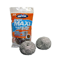 Arix Inox Wire Sponge X 2 Pieces