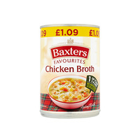 Baxters Favourits Chicken Broth 400GR
