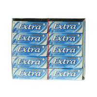 Wrigley's Extra Peppermint Flavor Sugarfree Chewing Gum 420 g