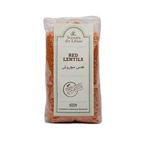 Terroires Red Lentils 500GR