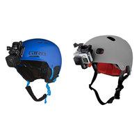 GoPro Helmet Frond and Side Mount
