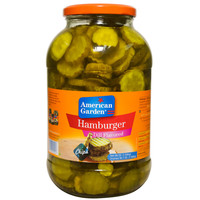 American Garden Pickled Hamburger Dill Flavored Chips 1.93Kg