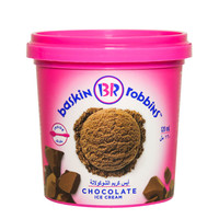 Baskin Robins Chocolate Ice Cream 120ml