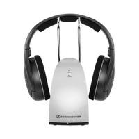 SENNHEISER Headphones Wireless RS 120-8 Black