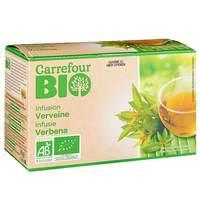 Carrefour Bio Infusion Verveine 20 Tea Bags