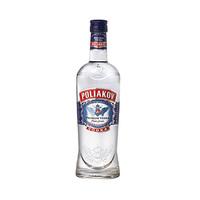 Poliakov 37.5% Alcohol Premium Vodka 70CL