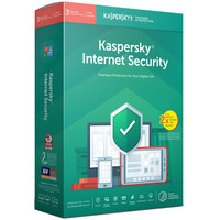 Kaspersky Internet Security 2019 3+1 User