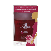 Chamsa Roll On Natural Wax Strawberry 210GR
