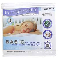 Protect-A-Bed Waterproof Mattress Protector 200X200