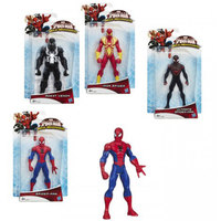 Marvel Spide-Man Basic Action Figures Assorted
