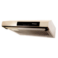 Bompani Built-In Chimney Hood Steel F-90