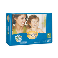 Carrefour Panty Diapers Junior 12-18KG 40 Sheets