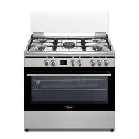 Terim 90X60 Cm Gas Cooker TERGE96ST