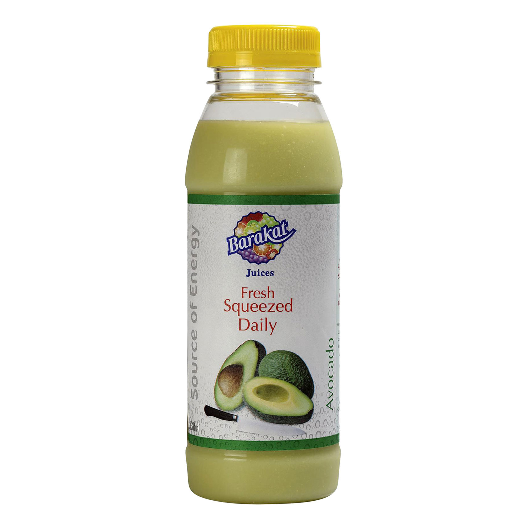 FRESH AVOCADO JUICE 330ML