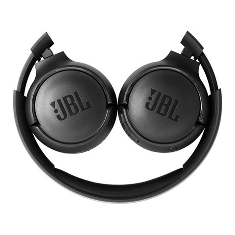 JBL HEADPHONE T500BT BLACK