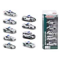 Majorette Dubai Police Diecast 5Pk - Assorted
