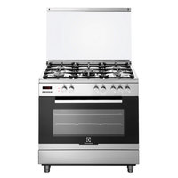 Electrolux 90X60 Cm Gas Cooker EKK-945 AAOX 5Burners