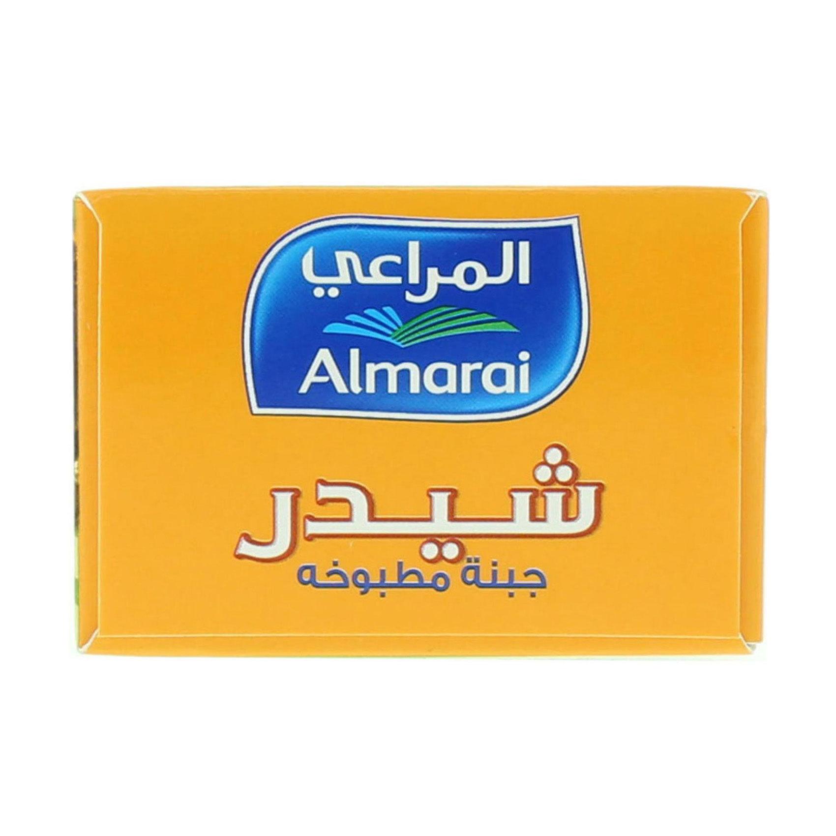 AL MARAI CHEDDAR BLOCK LF 454G