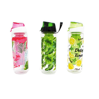 Herevin Deco Bottle With Infuser 750CC