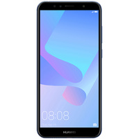 Huawei Y6 Prime 2018 Dual Sim 4G 16GB Blue