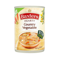 Baxters Hearty Vegetable Cream 400GR