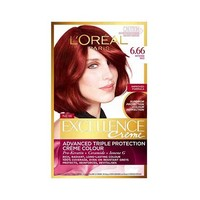 L'Oreal Paris Excellence Creme Red Intense Ruby No.6.66