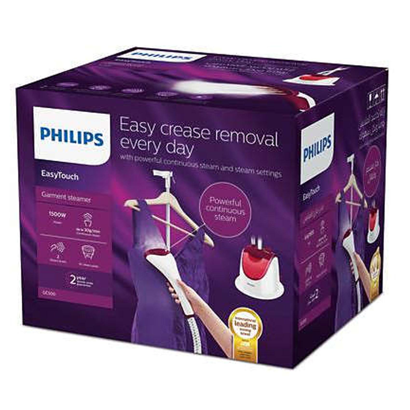 Buy Philips Garment Steamer Gc500 Online In Uae Carrefour Gc502