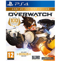 Sony PS4 Overwatch Game Of The Year(GOTY)Edition