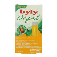 Byly Depil Depilatory Warm Wax Body Roll-On 75ml