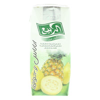Al Rabie Pineapple & Guava Nectar 330ml