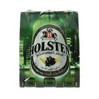 هولستن شراب شعير بنكهة العنب الأسود 330 مل × 6