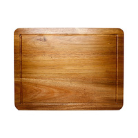 Style House Glass Cutting Board