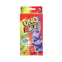 UNO Color Rule Card Games For Kids