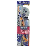 Trisa Medium Sonicpower Battery Toothbrush