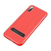 Totudesign Case iPhone XR Slim Red