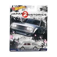 Hot Wheels Premium Car Culture Japan Historic 2 Assorted Cars
