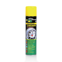 Stac Plastic Spray Wheel Cleaner Spa1005 400ML