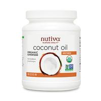 Nutiva Organic Coco oil Refined 1.6L