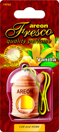 Areon Air Freshener Vanilla Fresco