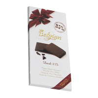 Belgian 85% Dark Chocolate 100 g