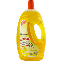 Carrefour Floor & Multipurpose 4in1 Lemon 3l