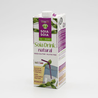Probios Organic Soya Drink Natural 1 L