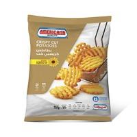 امريكانا كريس كروس بطاطس 750 جرام