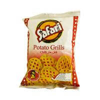 Safari Potato Grills Chilli 20g