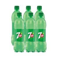 7-Up Soft Drink Plastic Bottle Regular 500ML X6