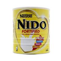 Nido Full Cream Milk Powder Tin 2500GR
