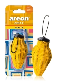 Areon Air Freshener Vanilla Cesta