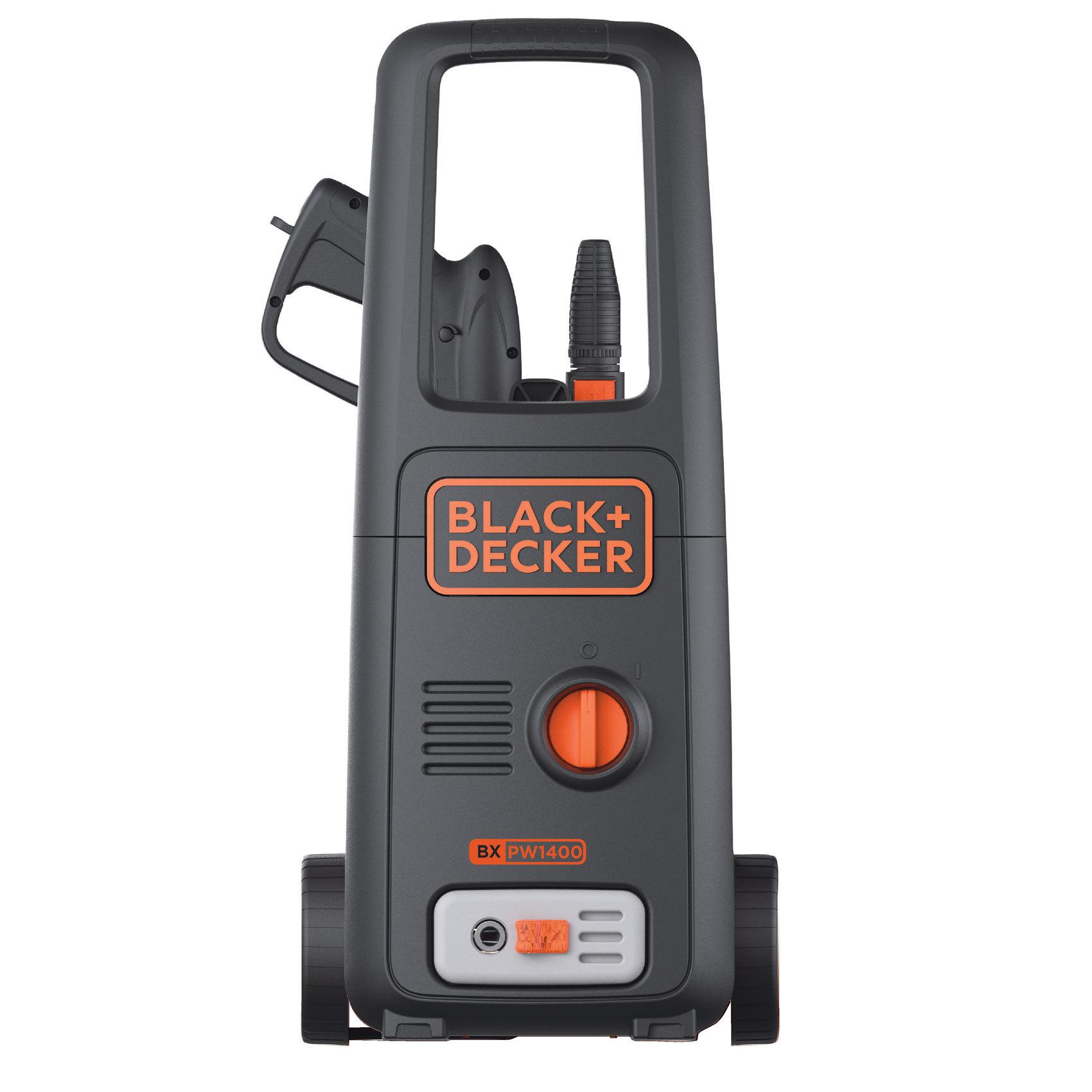 BLACK&DECKER PWASHER 1400W 110 BAR
