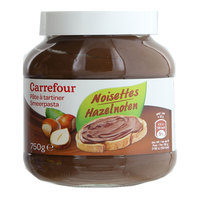 Carrefour Chocolate  Spread 750g
