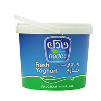 Nadec Fresh Yogurt Full Cream 2Kg